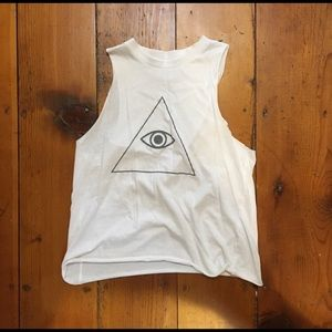 Seeing Thngs Tank Top